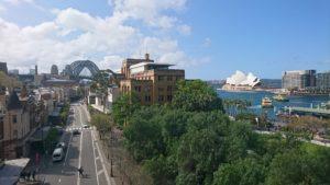 シドニーの美しい風景