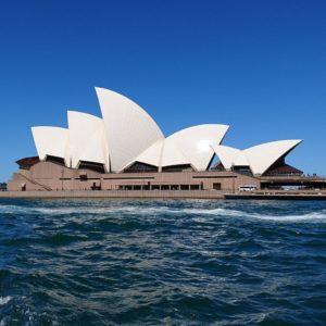 シドニーの世界遺産『オペラハウス』