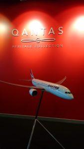 カンタスヘリテージコレクション(カンタス航空の博物館)
